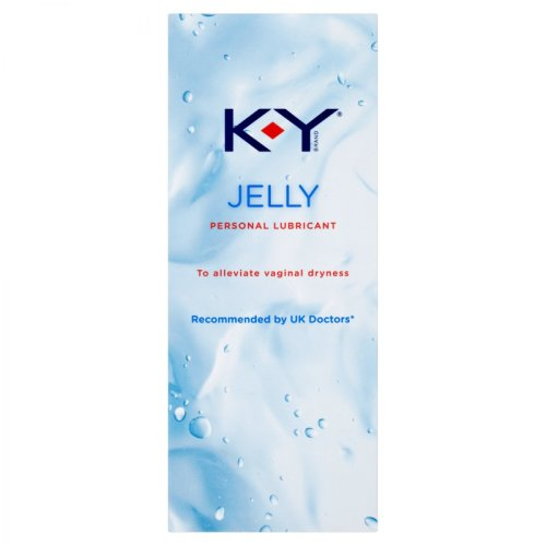 K-Y Lubricating Jelly 50ml