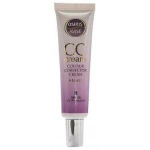 Osiris Avise CC Cream Tanned SPF 15 UV Protection 35ml