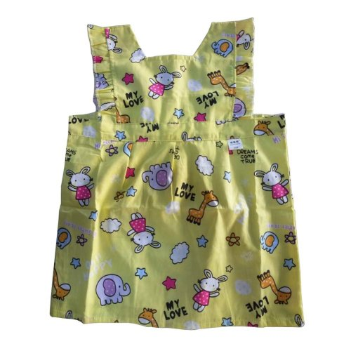 Waterproof Overalls Painting Clothes Gowns For Children