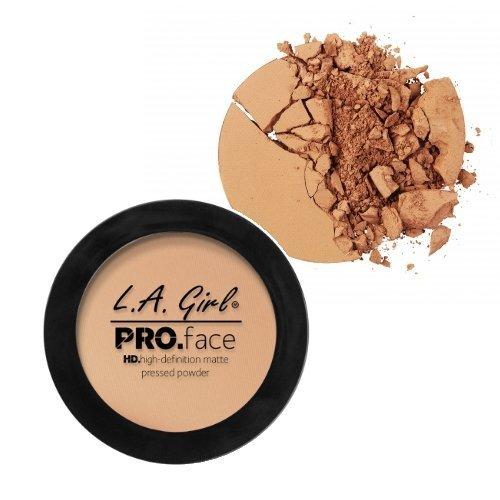 (3 Pack) LA GIRL PRO Face Powder - Medium Beige
