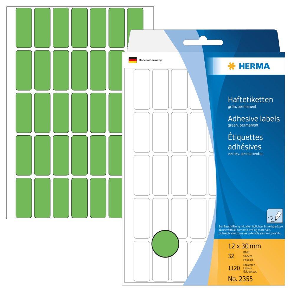 Herma Multi-purpose labels 100x149 white 32 pcs.