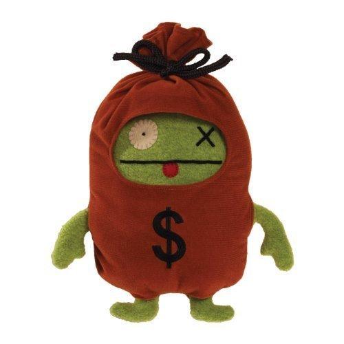 Uglydoll Uglyverse Money Bags Ox 11 Plush