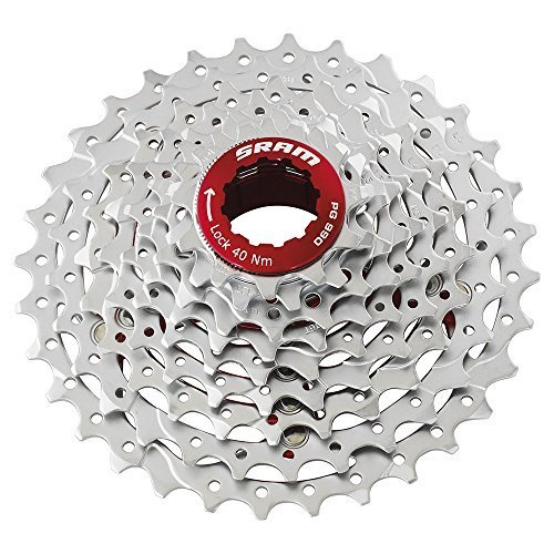 Sram Pg990 Bicycle Cassette 9 Speed 11 34T