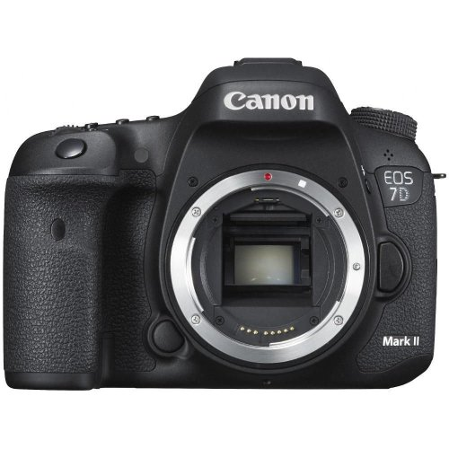 Canon EOS 7D II Body & Wi-Fi Adapter W-E1 | DSLR Camera Body
