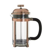 Allera Cafetiere, Copper, 600 ml