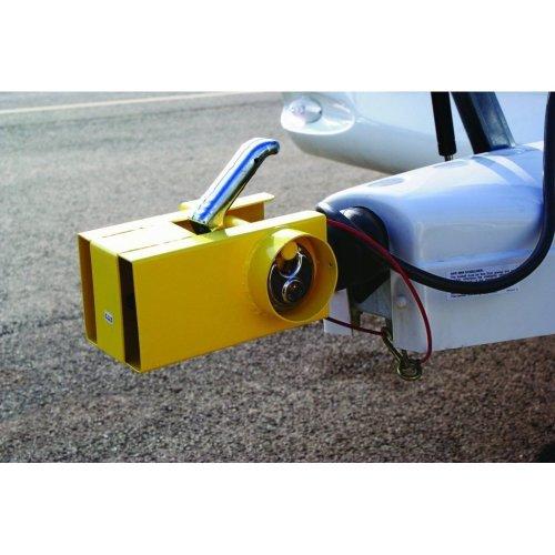 Streetwize Guardian Hitch Lock Streetwize Caravan Hitch Lock SWTT125