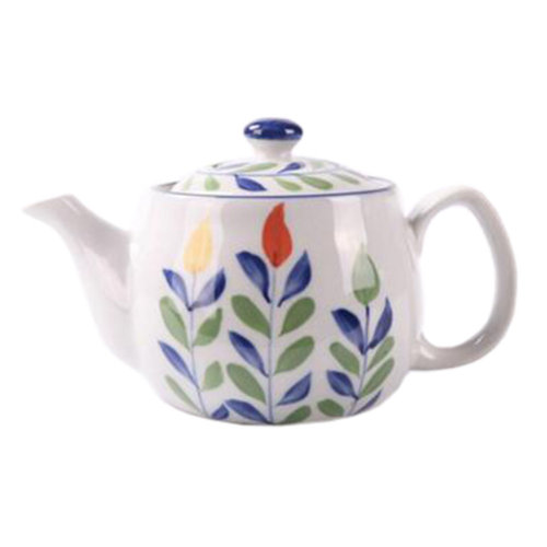 Japanese Teaware Domestic Teapot Ceramic Kettle Tea Pots Coffeepot #08