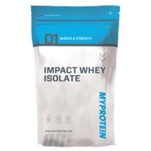 Myprotein Impact Whey Isolate Strawberry 1000g