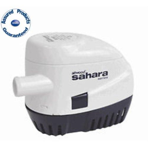 ATTWOOD SAHARA S500 - 500 GPH AUTOMATIC BILGE PUMP 12V