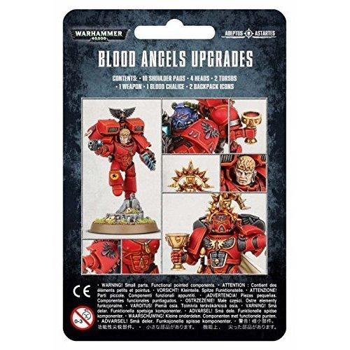 Games Workshop - Warhammer 40,000 - Blood Angels Upgrades