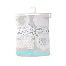 East Coast Counting Sheep Pram Blanket
