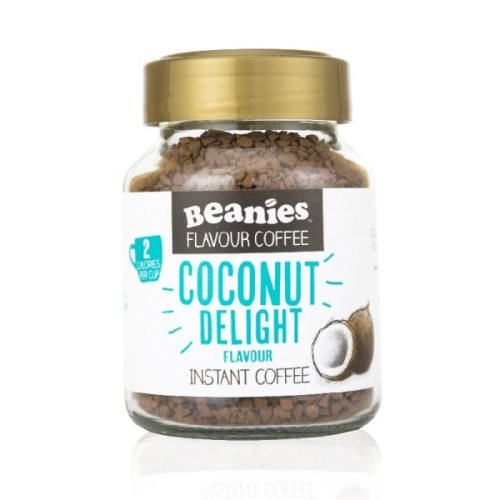 Beanies Instant Coconut Delight Coffee 50g
