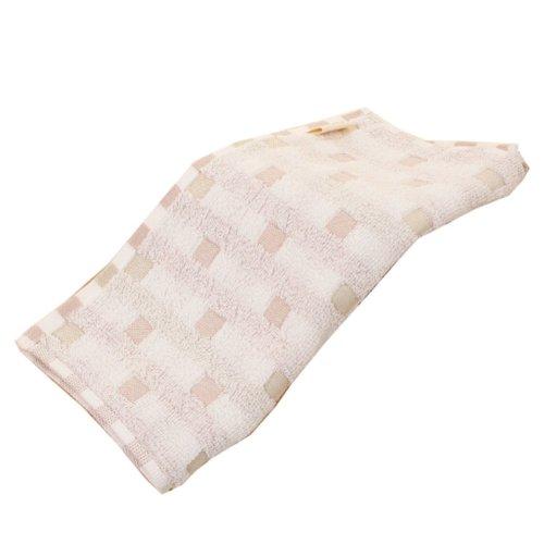 Set Of Two Baby Soft Absorbent Cotton Bath Towels Wash Towels Newborns Handkerchief Bibs 30x60CM