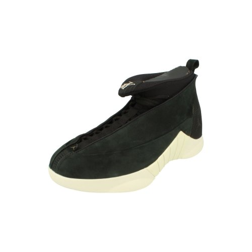 ed46009585c Nike Air Jordan 15 Retro PSNY Mens Basketball Trainers 921194 Sneakers Shoes  (uk 9 us 10 eu 44, black sail black 011) on OnBuy