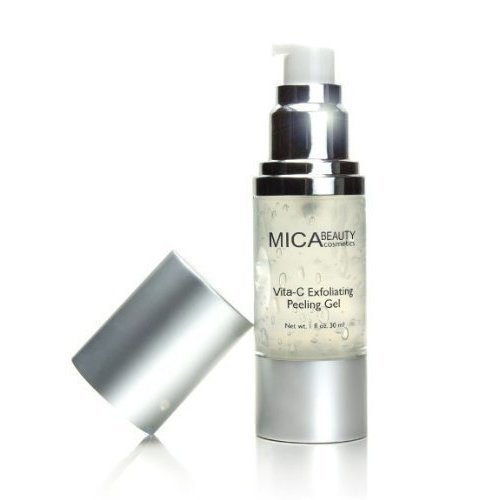 MicaBeauty Cosmetics Essentials VitaC Exfoliating Peeling Gel