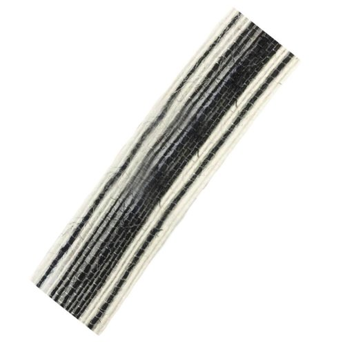 Black 2 Piece x 16 Feet-25mm Jute Packing Twine DIY Craft Decor Material Rope