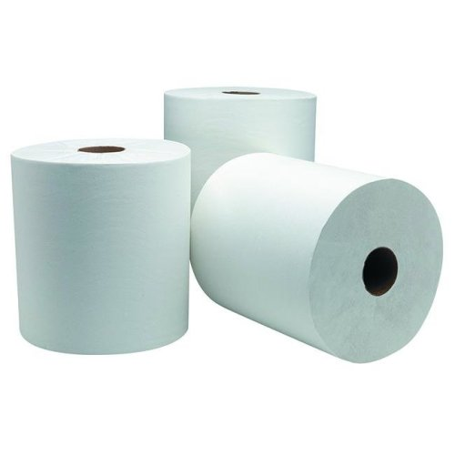 Wausau Paper SCA214404 8 in. x 1000 ft. DublNature Universal Roll Towel