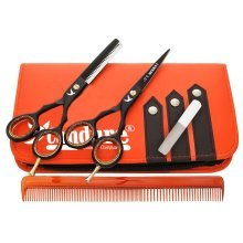 5.5 inch Professional hair dressing, thinning scissors with a Presentation Case