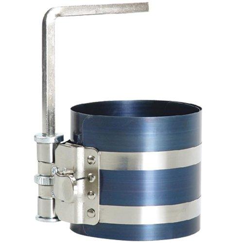 YATO Large Piston Ring Compressor 150mm L-key 90-175mm Ratchet Style Repairing