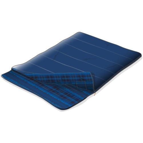 Regatta Bienna Double Sleeping Bag - Laser Blue