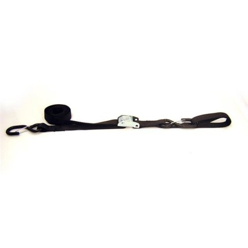 1 x 72 in. Tie Down with Soft Tye & Safety Clips