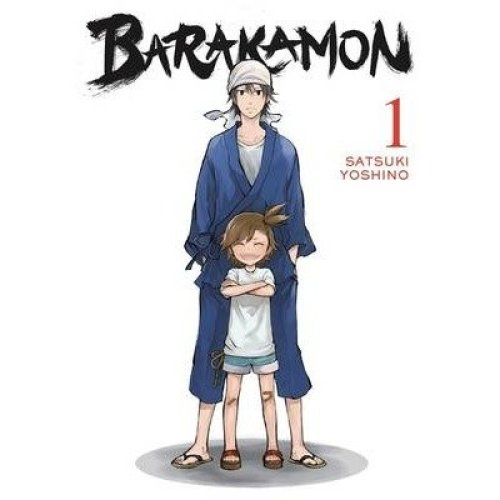 Barakamon: Vol. 1