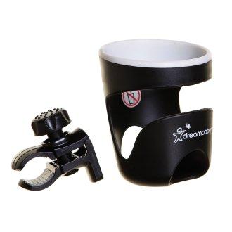 Dreambaby Strollerbuddy Drink Holder F298 - Black