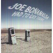 Joe Bonamassa - Had To Cry Today [VINYL]