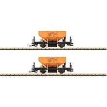 HSB SET OF BALLAST WAGONS SKL HSB - Wagon - LGB L43419