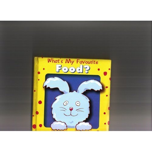 What's my favourite food?
