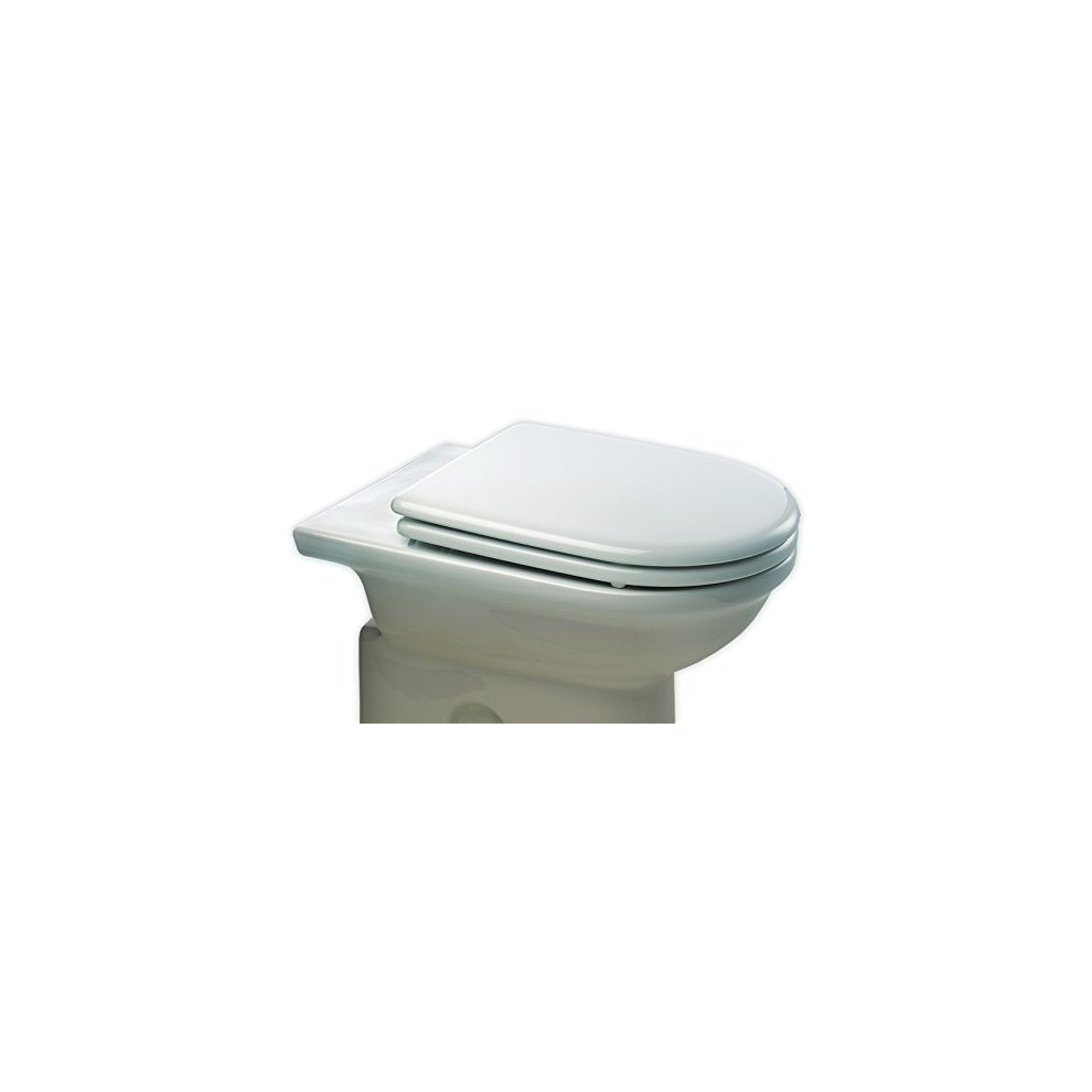 Superb Bemis 3415Cp000A Esedra Toilet Seat White Gmtry Best Dining Table And Chair Ideas Images Gmtryco