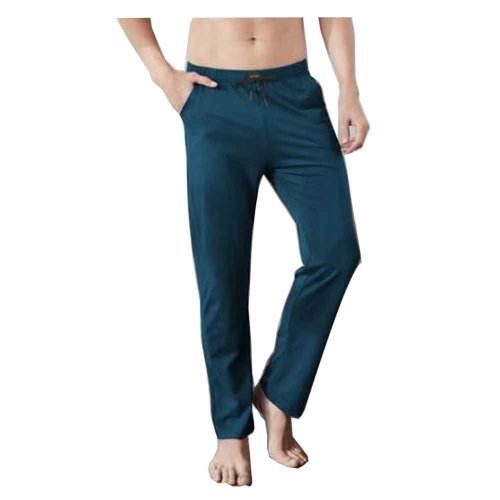 Cotton Men's Sweatpants Men's Pajamas Men's Sweats for Spring Autumn [H]