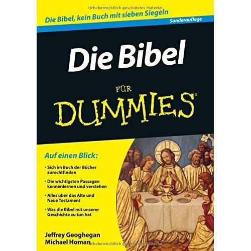 Die Bibel fur Dummies (Für Dummies)