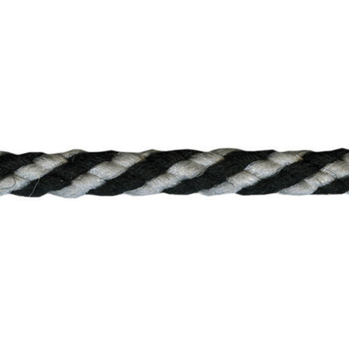 Bonnie Macrame Craft Cord 4mmX100yd-Black Licorice