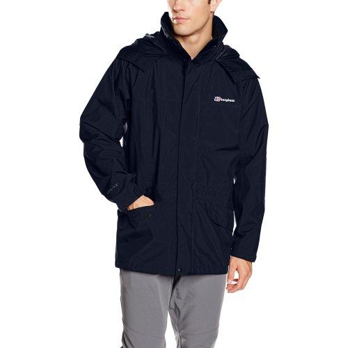 Berghaus Men's Iii Gore Tex Walking Shell Cornice Jacket, Dusk, Medium