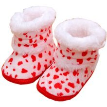 Winter Warm Unisex Baby Shoes Toddler Booties Infant Walking Shoes Baby Shower Gift, #03
