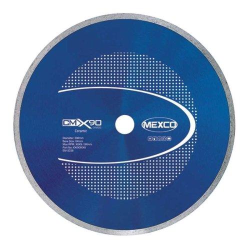 Mexco 115Mm Ceramic X90 Grade Diamond Blade
