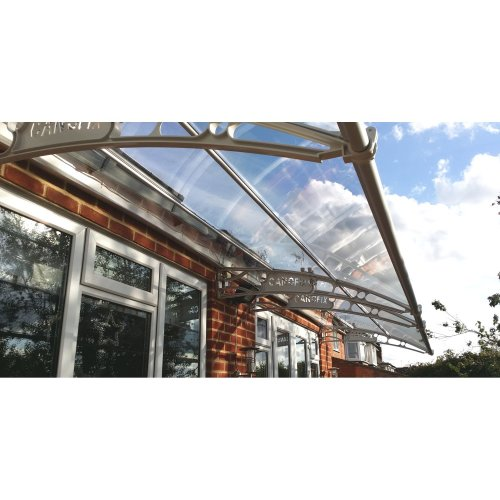 Cantilever Door Canopy | 2000mm wide x 1500mm projection