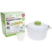 New Microwave Pressure Cooker Cooking Vegetables Fish Healthy Meals Pms -  microwave pressure cooker steamer rice vegetable pasta cooking pot new pan