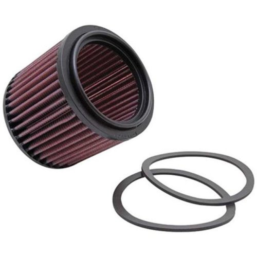 K & N Engineering PL-1001 High Performance Air Filter for 2000 Polaris, Red