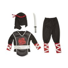 Melissa and Doug Ninja Role Play Costume Set