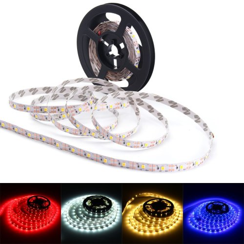 5M SMD2835 USB LED Strip TV Light PC Backlight Non-waterproof for Home Decor DC5V