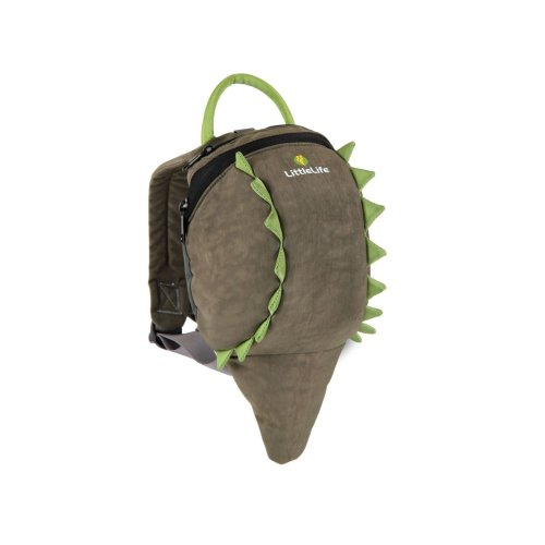 LittleLife Toddler Child Animal Daysack with Reins Crocodile