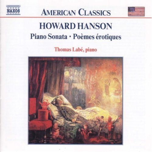 oward Hanson - Hanson - Piano Works [CD]