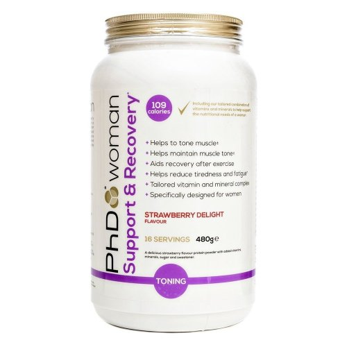 Phd Woman Exercise Support - 480g - Strawberry Delight