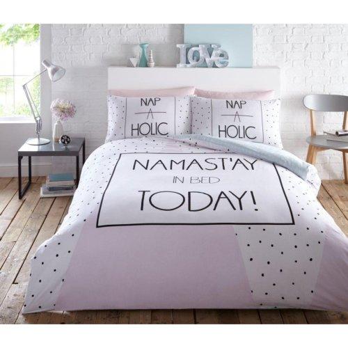 Mamastay Nap A Holic Modern Duvet Cover Bedding Quilt Set