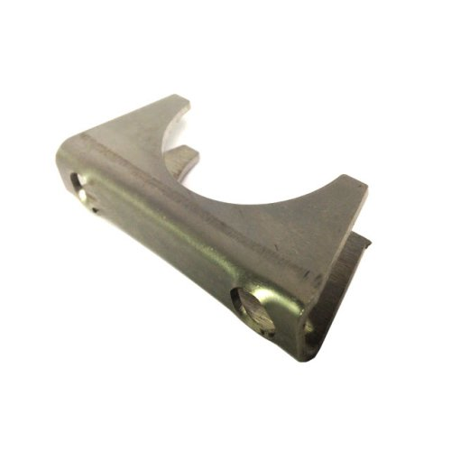 Universal Exhaust pipe cradle 57 mm pipe - T304 Stainless Steel
