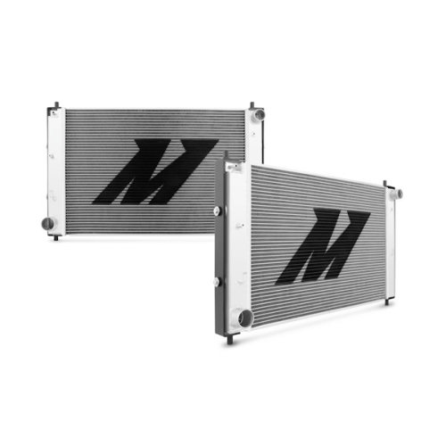 Mishimoto MMRAD-MUS-97B Ford Mustang GT Performance Aluminium Radiator w/ Stabilizer System, Manual, 1997-2004