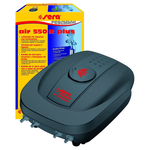 Sera Precision Air 550 R Plus Air Pump (550 l/h)