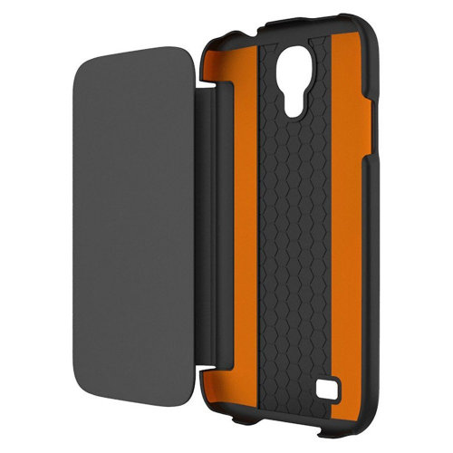 Tech21 D3O Impact Snap with Cover for Samsung Galaxy S4 i9500 i9505 - Black